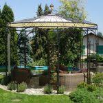 Der Pavillon – eine besondere Zierde für Ihren Garten