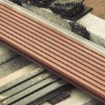 Fragen zum Verlegen von WPC Terrassendielen